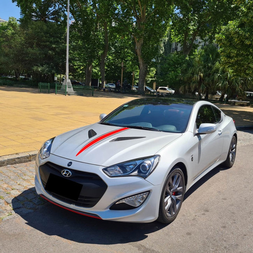 Hyundai Genesis 2.0 Coupe Seg. T 8at 2017