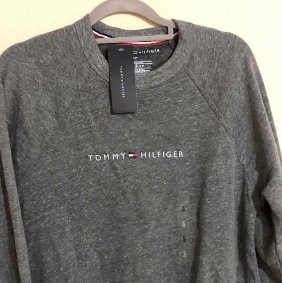 Sweater Crew Neck Tomy Hilfiger T
