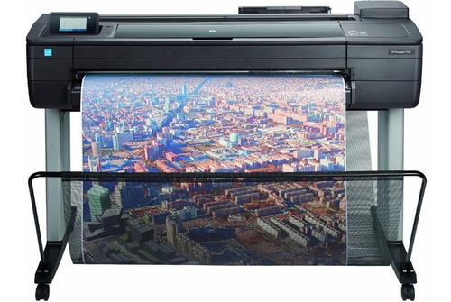 Plotter Hp Designjet T730 36'' 914mm Usb Wifi Eprint F9a29a