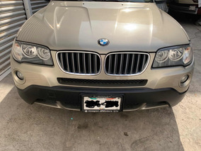 Bmw X3 2.5 Sia Top Line At 2011