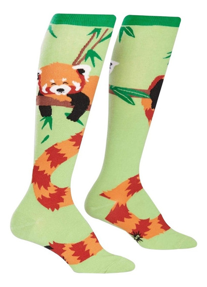 Calcetines Divertidos Calcetas Largas Sock It To Me