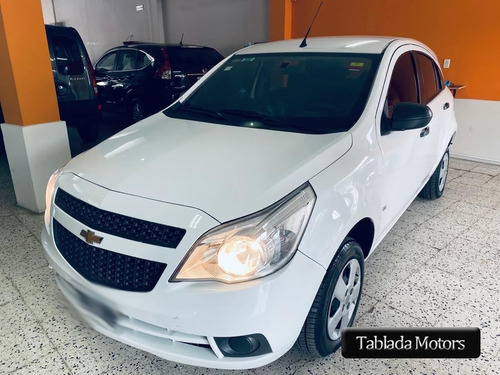 Chevrolet Agile Ls 2010