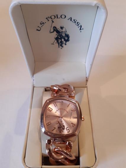 Relógio Polo Assn - Rose Gold - Original
