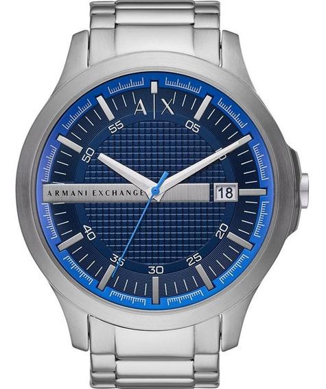 Relógio Masculino Armani Exchange Prata Ax2408/1kn
