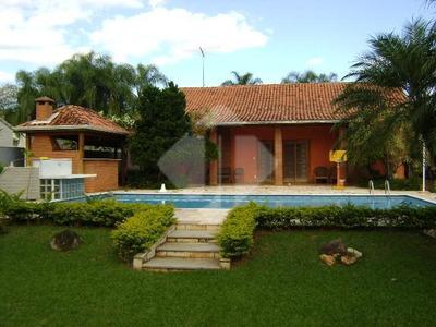 Casa Residencial Para Venda E Locação, Condomínio São Joaquim, Vinhedo. - Ca0422