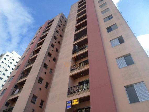 Apartamento Residencial À Venda, Jardim Monte Alegre, Taboão Da Serra. - Ap0169