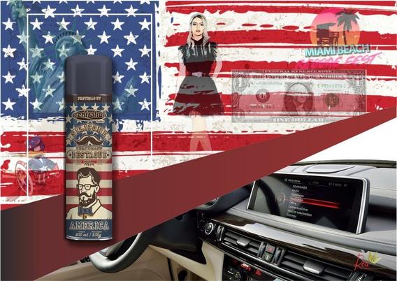 Silicone Perfumado Spray Destaque Men América 400ml