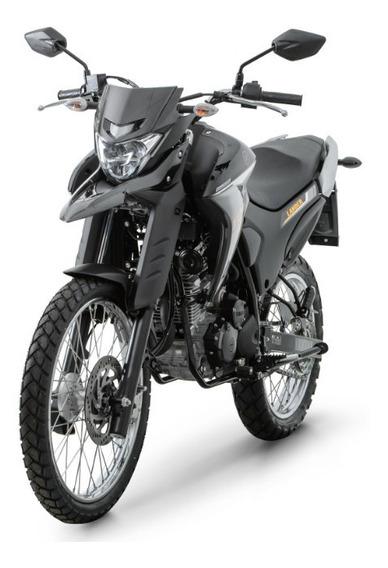 Yamaha Xtz Lander 250 Abs 0 Km 2020 Preto