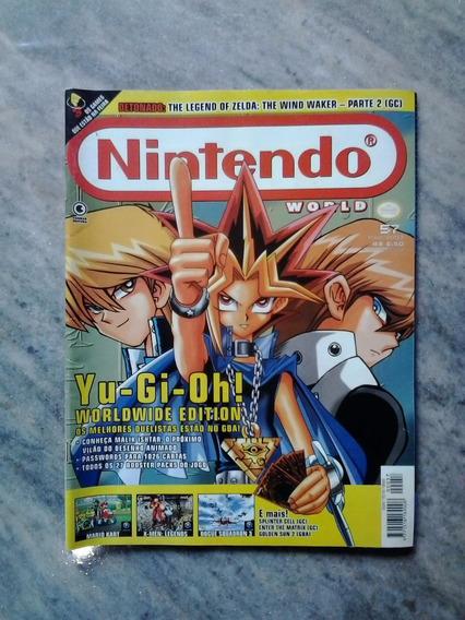 Nintendo World #57 Yu-gi-oh! Worldwide Edition
