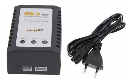 Carregador Bateria Lipo Imax B3 Bi-volt 2s E 3s Simples