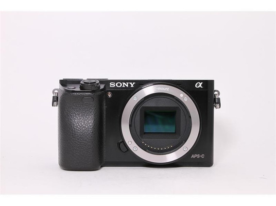 A6000 Sony Câmera Mirrorless Um Ano De Uso, Alpha 6000