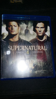Supernatural Cuarta Temporada