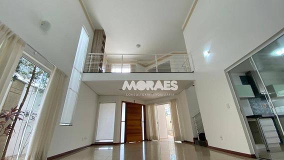 Casa Condomínio 3 Suítes À Venda, 215 M² Por R$ 1.300.000 - Residencial Villaggio Ii - Bauru/sp - Ca0759