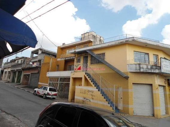 Casa Com 1 Dormitório Para Alugar, 30 M² Por R$ 600,00/mês - Vila Olinda - Embu Das Artes/sp - Ca0104