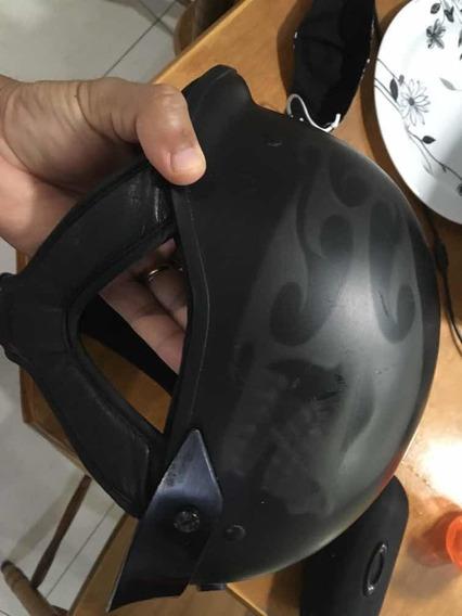 Capacete Original Harley Davidson Dot Tam 63 64 Cm Coquinho