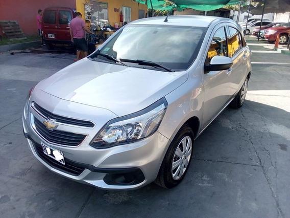 Chevrolet Agile Ls 2015 Gnc Alarma Cierre Y Alzacristales