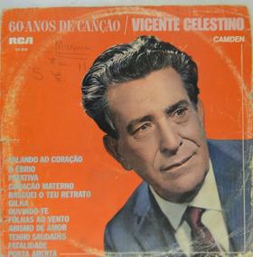 Lp Vicente Celestino - 60 Anos De Canção - V053