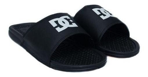 Chinelo Dc Shoes Bolsa Men La Preto Adysl100026l