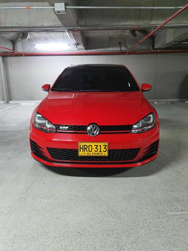Volkswagen Golf 2015 2.0 Gti Dsg Performance