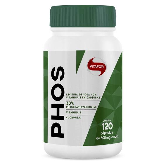 Phos 120 Caps Vitaforphos