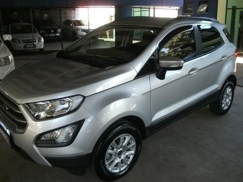 Ford Ecosport 1.5 12v 4p Se Flex Automático