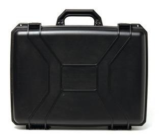 Maleta Case Plástica Preta - Grande