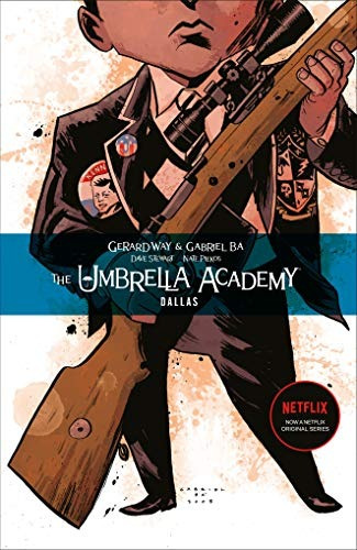 The Umbrella Academy Volumen 2: Dallas