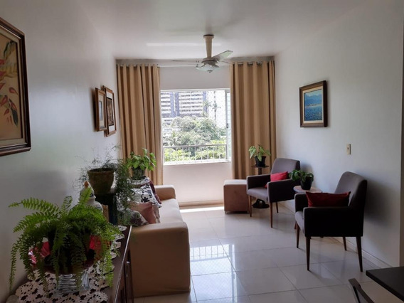 Apartamento Com 4 Quartos Totais À Venda, 91 M² Por R$ 500.000 - Pituba - Salvador/ba - Ap2554