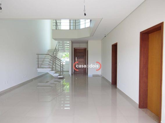 Sobrado Com 4 Dormitórios À Venda, 271 M² Por R$ 990.000,00 - Parque Campolim - Votorantim/sp - So0259