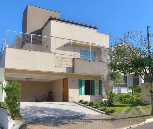 Imagem 1 de 15 de Sobrado Com 3 Dormitórios À Venda, 215 M² Por R$ 980.000,00 - H.u. - Londrina/pr - So0076