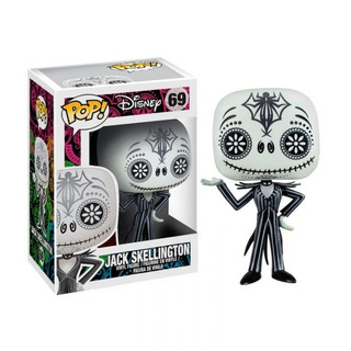Funko Pop Jack Skellington 69 Day Of The Dead Disney Baloo T