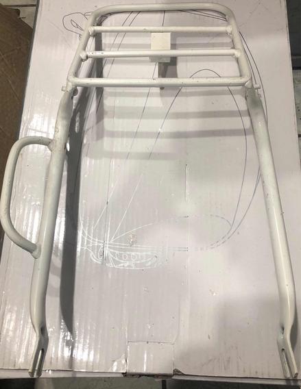 Bagageiro Nx 200 1nx 150 Branco Icb Com Detalhe