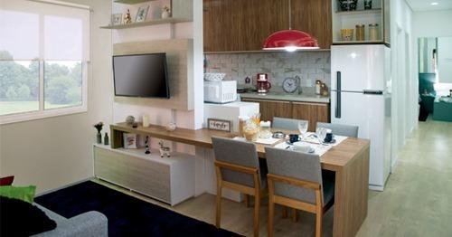 Apartamento Á Venda Com 2 Dormitórios