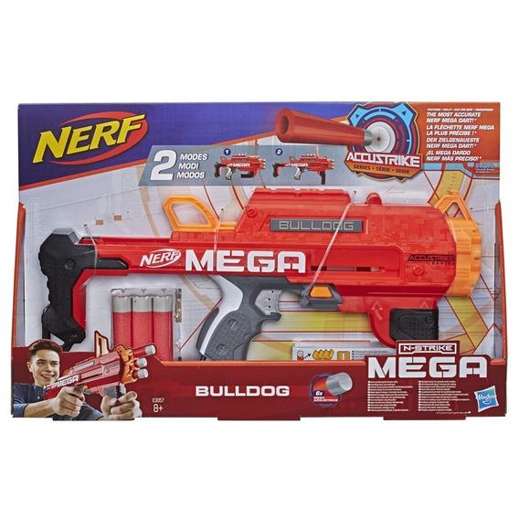 Lançador Nerf Mega Bulldog Hasbro - E3057
