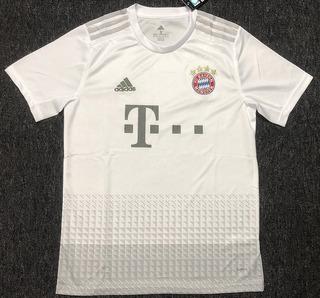 Camisa Bayern De Munique 19/20 Unif. 2 Frete Grátis