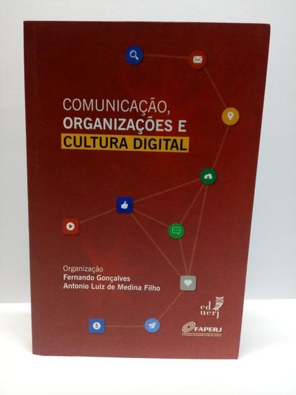 Livro Comunicação Organizações E Cultura Digital
