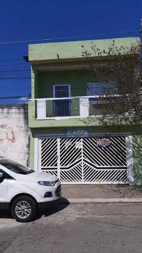 Imagem 1 de 25 de Casa À Venda, 126 M² Por R$ 430.000,00 - Itaquera - São Paulo/sp - Ca4146