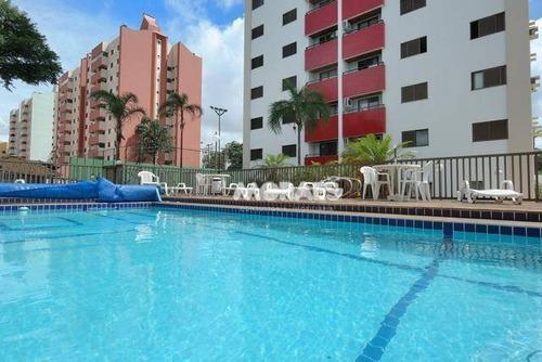 Imagem 1 de 23 de Apartamento Com 2 Dormitórios À Venda, 70 M² Por R$ 380.000,00 - Vila Aviação - Bauru/sp - Ap1788