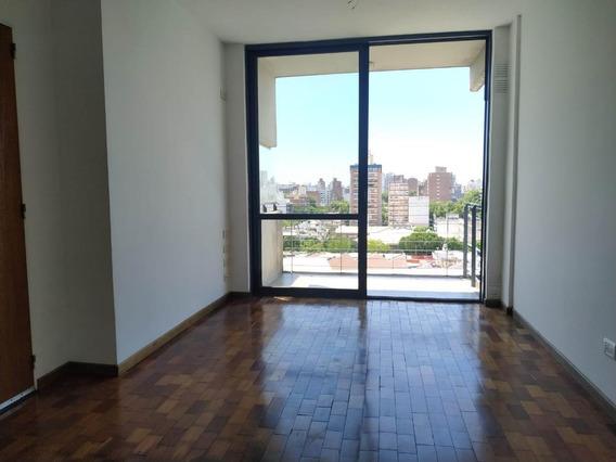 Departamento Un Dormitorio Balcon Cochera Parrilla Rosario Macrocentro