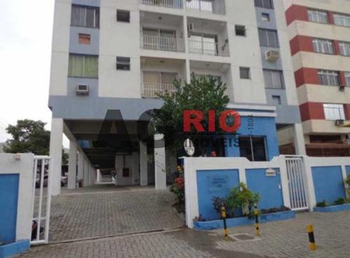 Imagem 1 de 6 de Apartamento-à Venda-cascadura-rio De Janeiro - Vvap20881