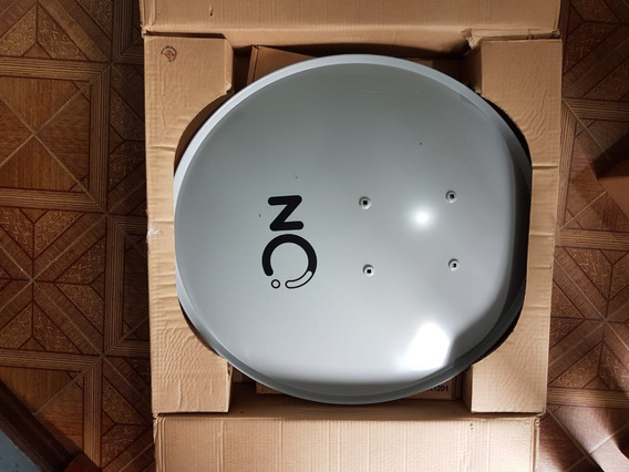 Kit Ion Tv + Antena 60 Cm + Kit Instalação