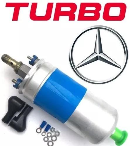 Bomba De Combustível Mercedes Externa 12 Bar Turbo Aspirado