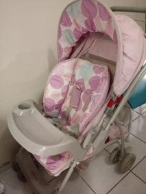 Carrinho Bebê Da Galzerano Semi-novo Fortaleza Ceará