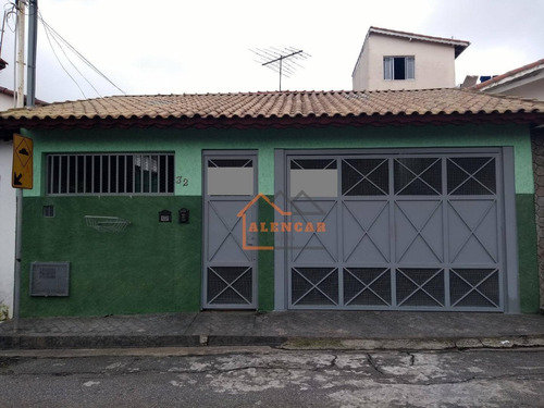 Casa À Venda, 100 M² Por R$ 458.000,00 - Vila Brasil - São Paulo/sp - Ca0010