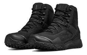 Botas Tacticas Under Armour Original Valsetz Rts Black