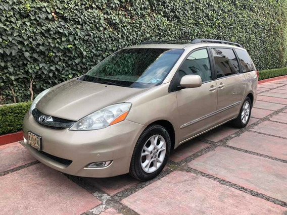 Toyota Sienna 2006 Xle Piel Limited Qc Dvd At