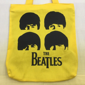 Bolsa Tecido Beatles