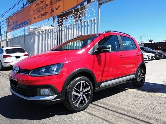 Volkswagen Crossfox 1.6 10 Años Mt 2017