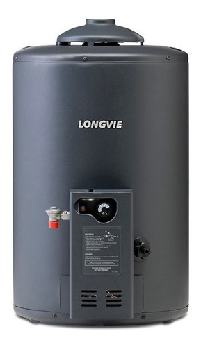 Imagen 1 de 1 de Termotanque A Gas Longvie 50 Litros De Colgar T4050c-n