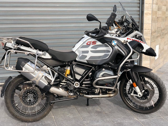 Moto Bmw Adventure 1200 Gs Impecable